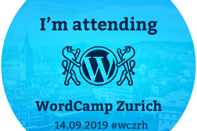 WordPress Conference in Zürich