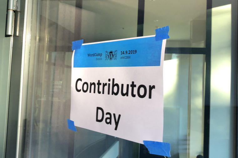 Impressionen zum Contributor Day
